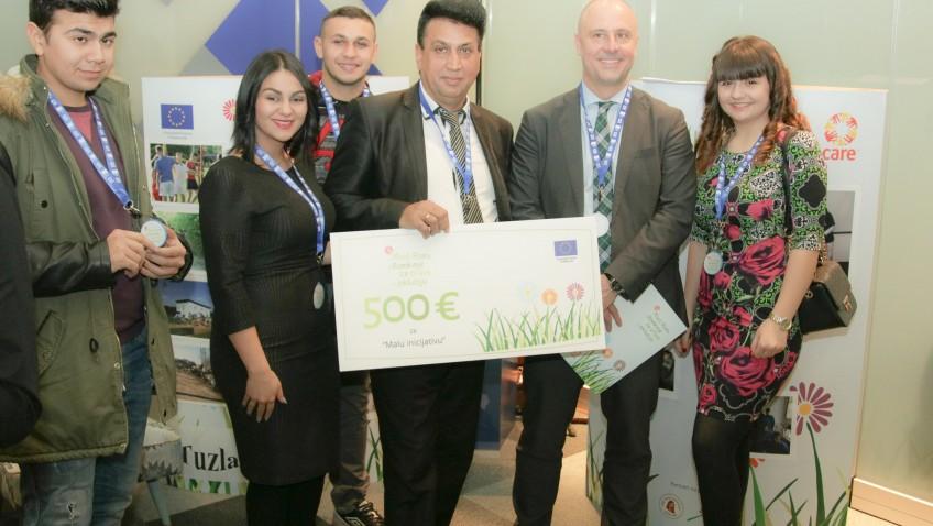 Mladi romski aktivisti za bolji život u lokalnoj zajednici