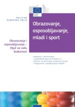 Obrazovanje, osposobljavanje, mladi i sport
