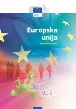 EU – Što je i što čini