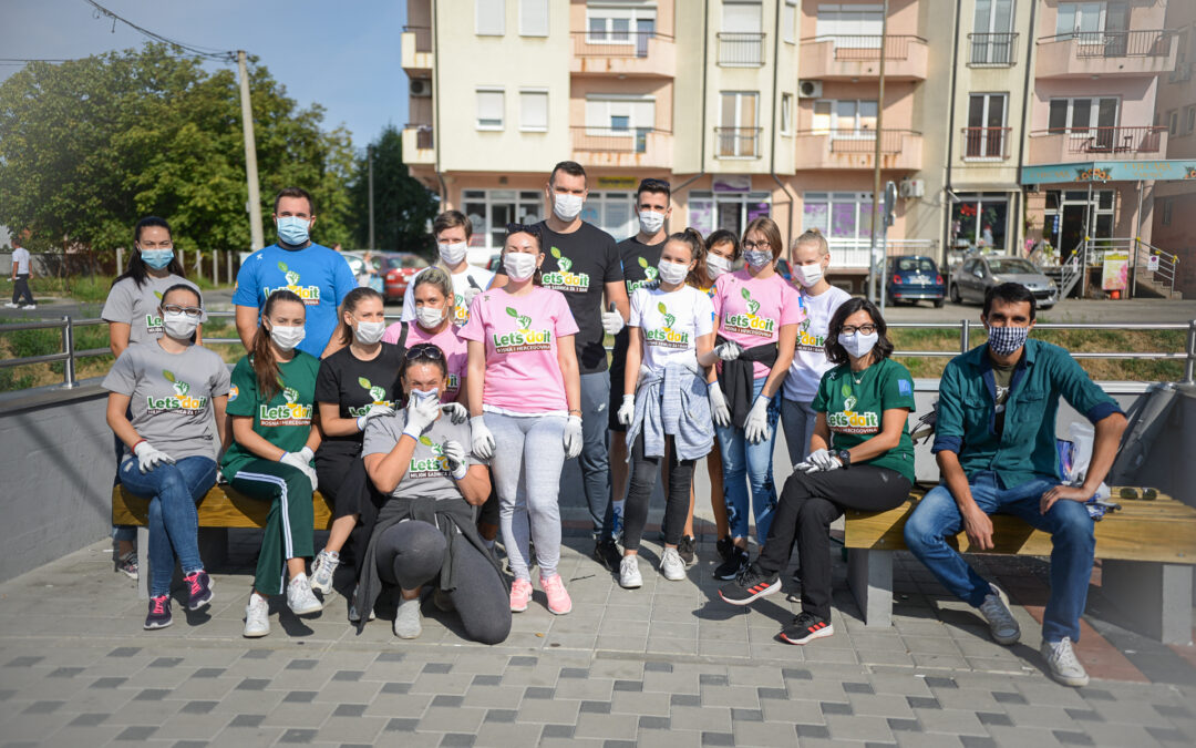 World Cleanup Day Bijeljina