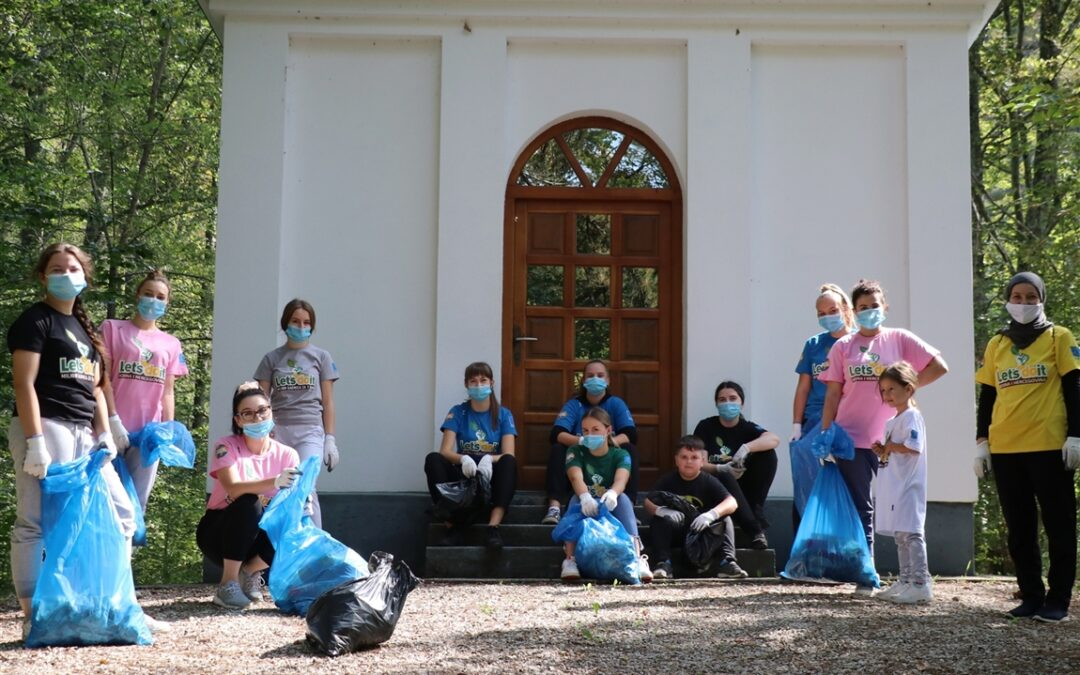 World Cleanup Day Kozarac